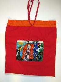 Tryllekino bag